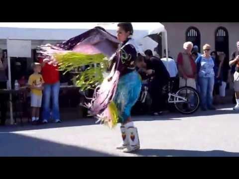 Native American Butterfly Dance