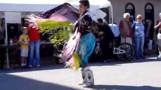 Native American Butterfly Dance