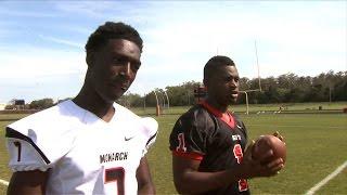 Calvin Ridley, Shawn Burgess-Becker - Monarch High School - Interview - Sports Stars of Tomorrow