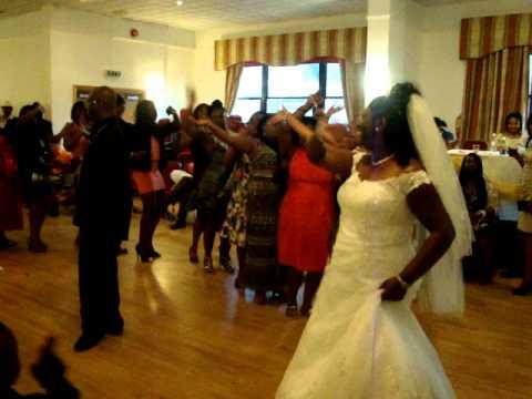 Sheryl's Wedding - follow the leader (16Jul11).MPG