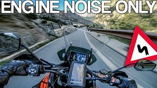 The better side of Stelvio on a KTM 1290 Super Adventure S [RAW Onboard]