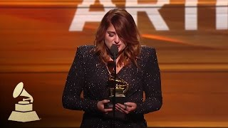 Meghan Trainor | Best New Artist | 58th GRAMMYs