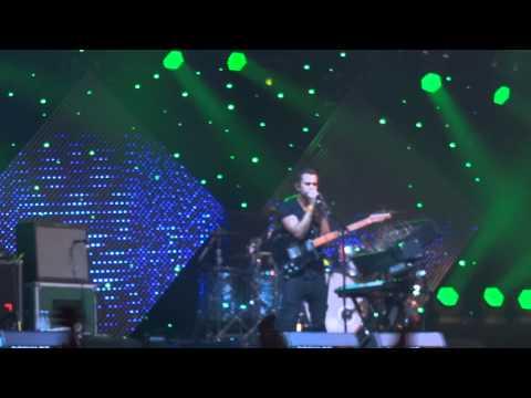 M83  Fall Daft Punk Remix @ Roskilde Festival 2012