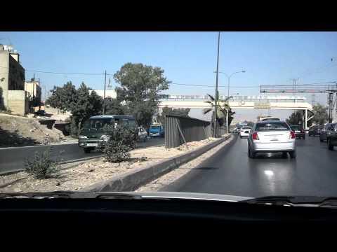 Driving in Amman III