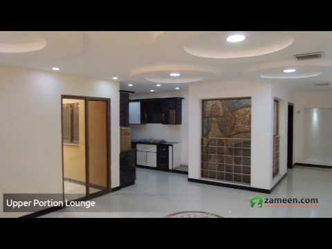 HOUSE WITH FULLY BASEMENT IS AVAILABLE FOR SALE IN BAHRIA SPRINGS LAHORE