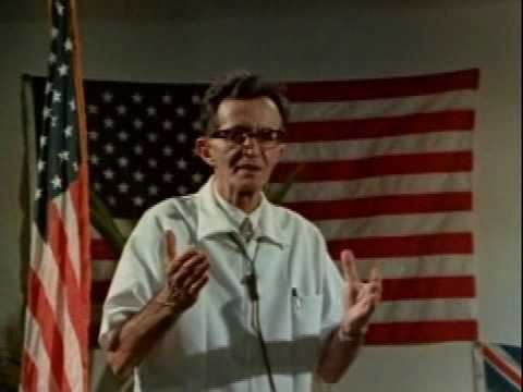 Dr. Bronner Speaks - From the film Rainbow Bridge - 1972