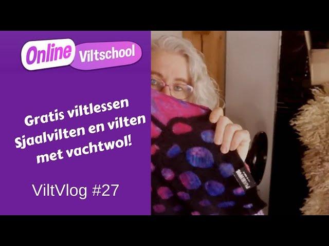 Viltvlog #27 gratis online lessen doe je mee?