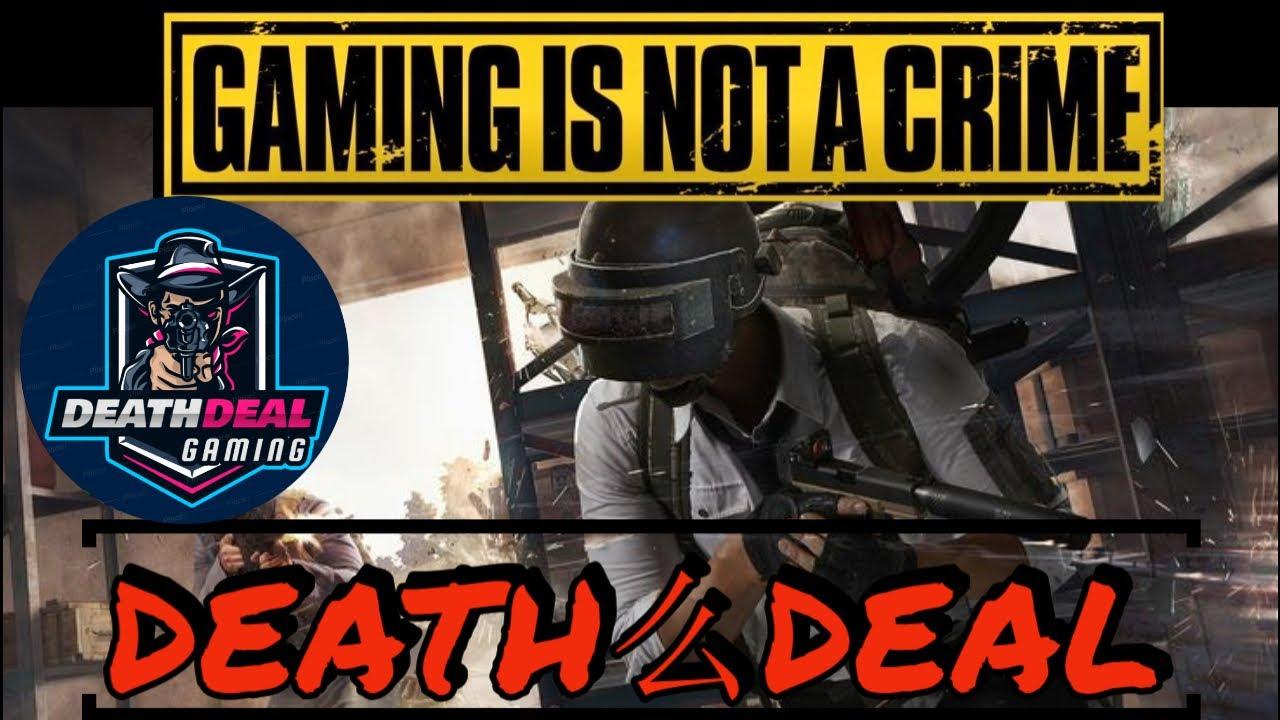 || Death 么 Deal || Short Gameplay || Pubg Mobile ||