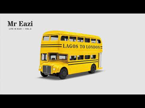 Mr Eazi - Dabebi (feat. King Promise & Maleek Berry) [Official Audio]