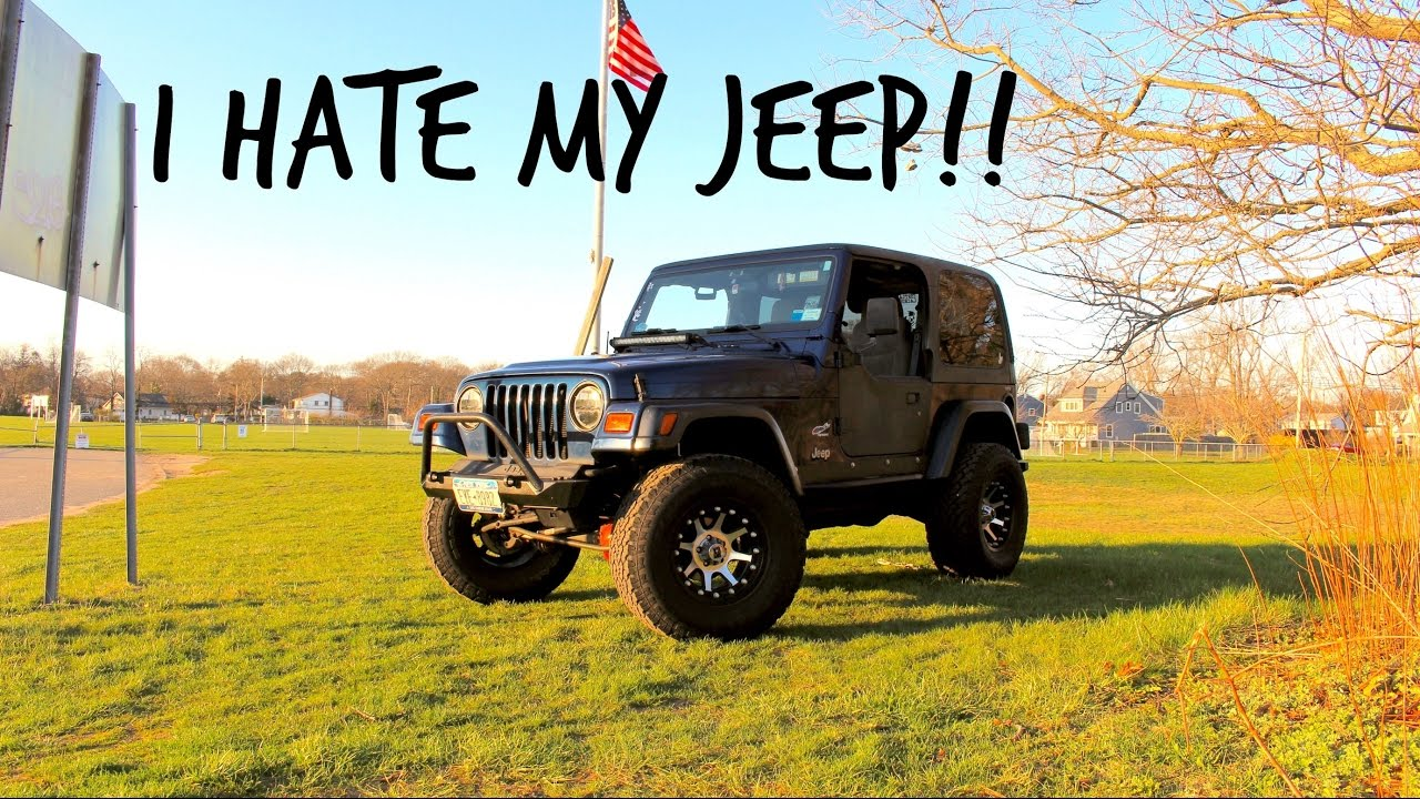 10 Things I About my Jeep! - YouTube