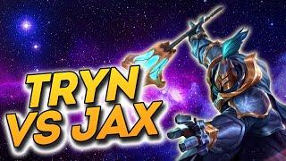 Tryn vs Jax In Depth Guide - Tryn Only to High Elo #5 (League of Legends Patch 9.13)
