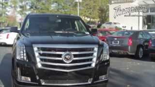 2015 Cadillac Escalade Safety Features | Thompson Buick GMC Cadillac of Raleigh