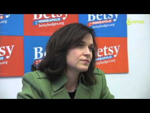 Betsy Hodges - Minneapolis Mayoral Candidate