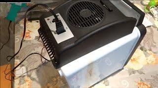 видео сумка холодильник для автомобиля