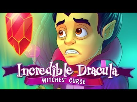 Incredible Dracula: Witches Curse - Cute game for kids |
