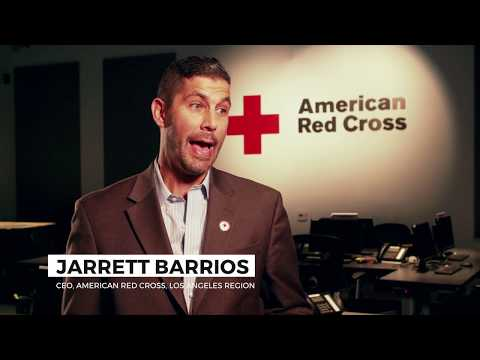 CRC named Humanitarian Company of the Year by American Red Cross LA