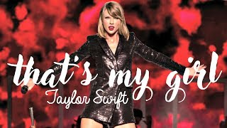 Taylor Swift - That