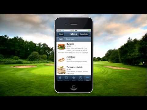 Gallus Golf Mobile App