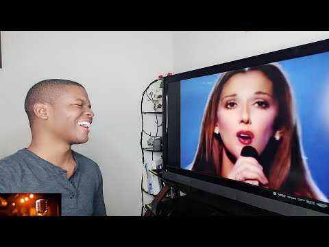 """Celine Dion - """"First Time Ever I Saw Your Face"""" (REACTION)"""