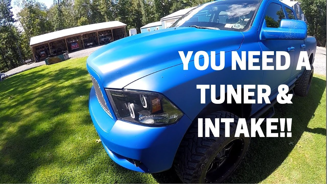Why Have a Tuner & Intake?! by Imoto23