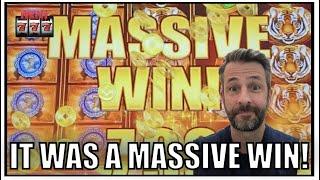 I freaking love MASSIVE WINS on the slots!