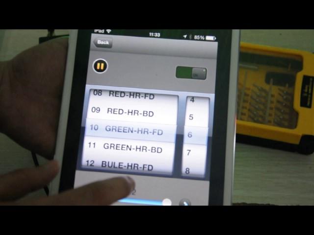 Wf300 WiFi SPI Controller for Dream color led pixel digital ligths LPD6803/WS2801