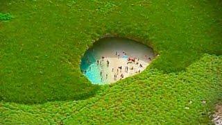 10 praias mais incríveis e bizarras do mundo!!!