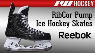 Reebok RibCor Pump™ Ice Hockey Skate Review