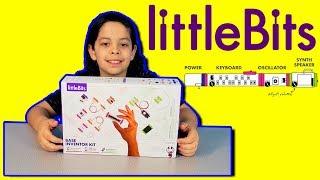 Little Bits Base Inventor Kit | Super Family Fun