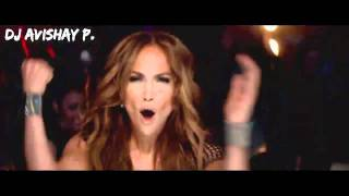 Jennifer Lopez - On the Floor Itay Kalderon & Adi Perez Remix Official Video HD