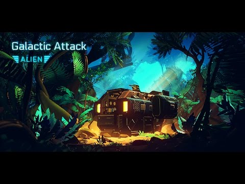 [Android Game ]Galactic Attack : Alien