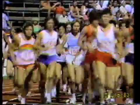 1983 IAAF World Track and Field Championships - Day 1