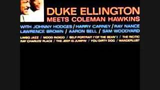 Duke Ellington Coleman Hawkins Mood Indigo