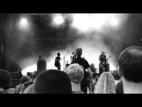 Nasty Rumours Wanna Be On Top Live At. Festival