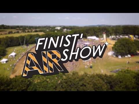 Tom Pages Finist'Air Show 2017