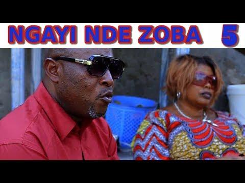 NGAYI NDE ZOBA Ep 5 Theatre Congolais avec Makambo,Ariachou,Maman Top,Mao,Alain,Bobo,Flore