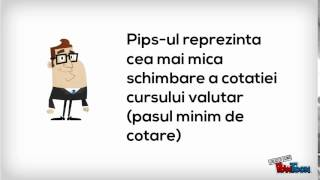 Ce este PUNCT (PIPS)  in forex?