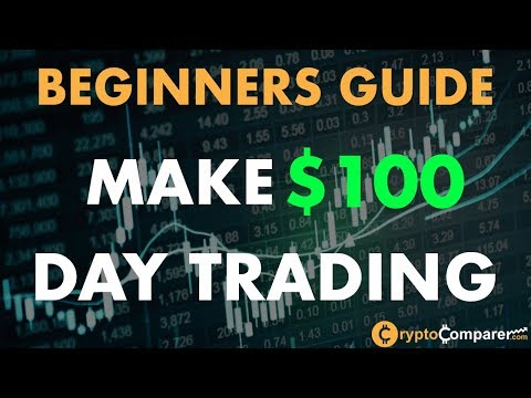 Easy Way To Make $100 A Day Trading Cryptocurrency As A Beginner