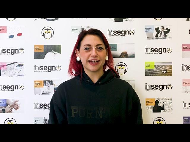 Sara Ballabene - Corso per Videomaker