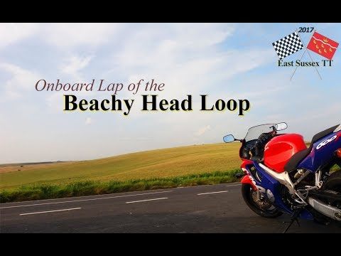 Beachy Head Loop (onboard)