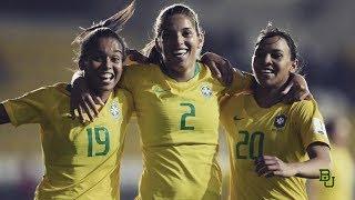 Baylor Soccer: Aline De Lima Testimonial