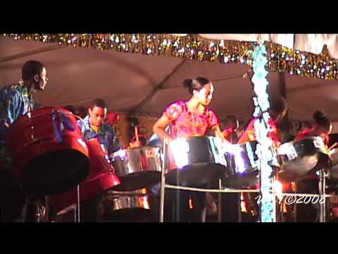 Antigua National Youth Steelband - Sir Duke - Khan Cordice arranger
