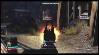 Borderlands Playthrough Part 10 - Gettin