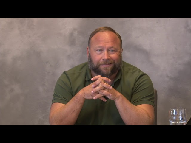 Alex Jones / Sandy Hook Video Deposition, Part I