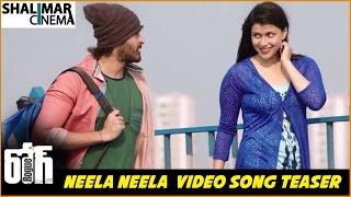Neela Neela Video Song Teaser || Rogue || Ishan, Mannara Chopra, Puri Jagannadh || Shalimarcinema