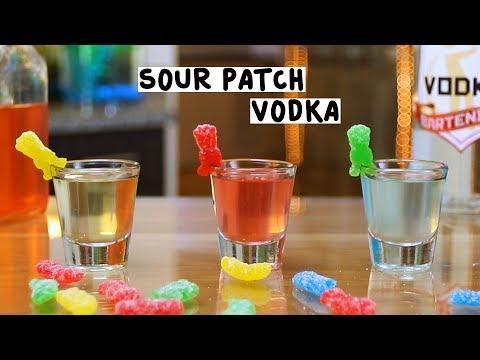 Sour Patch Vodka