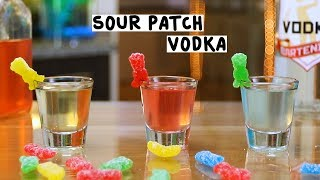 Sour Patch Vodka