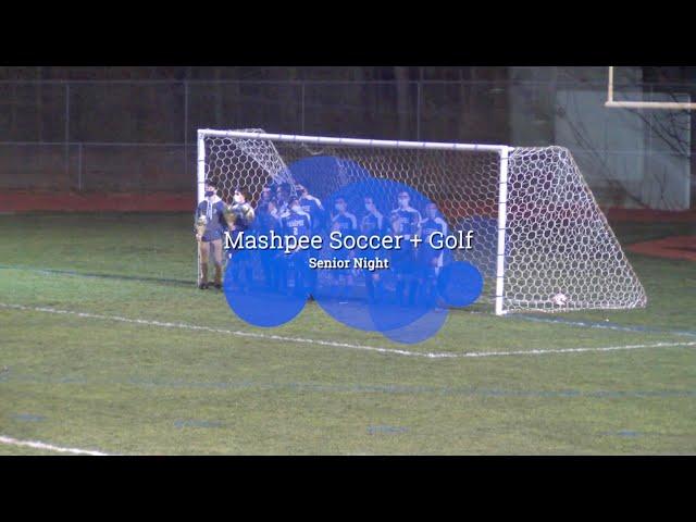 Boys Soccer + Golf Senior Night 2020