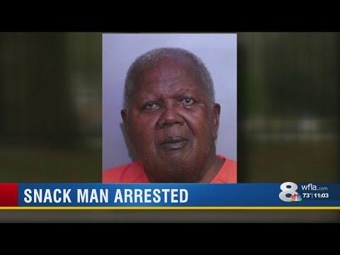 "Bartow neighborhood ""snack man"" arrested for battery, false imprisonment"