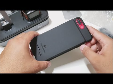 Best battery charging case iphone 8 plus